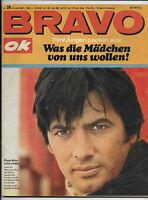 BRAVO Nr.26 vom 19.6.1967 Pierre Brice, Christine Kaufmann, Tony Curtis, Kinks