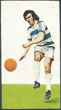 GOLDEN WONDER 1978 SOCCER ALL STARS-#12-QPR & ENGLAND-GERRY FRANCIS
