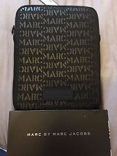 exclusive laptop tablet case ipad case Black Branded marc jacobs