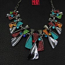 Betsey Johnson Fashion Jewelry Noble Shining Crystal Choker Necklace