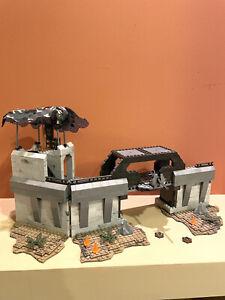 Mega Bloks 96967 Halo Versus: Assault on High Ground Great Condition (See desc)