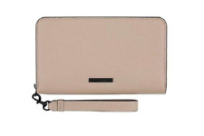 Rebecca Minkoff  Real Leather Phone Case and Wallet -Brand New Retail-99.00
