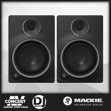 Mackie MR6 MK3 Powered Active Studio Monitors (PAIR) BRAND NEW GENUINE