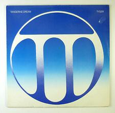 """12"""" LP - Tangerine Dream - Tyger - B3552 - washed & cleaned"""