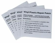 Heavy Duty Vinyl Plastic Puncture Repair Kit Patches for Inflatable Toys