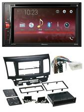 Pioneer DVD CD Bluetooth USB MP3 2DIN Autoradio für Mitsubishi EVO Lancer ab 08