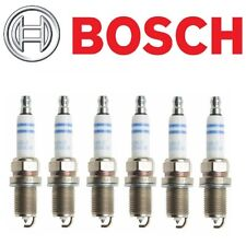 For Audi A6 Quattro Q7 SQ5 Set of 6 Spark Plugs Bosch FR 5 KPP 332S
