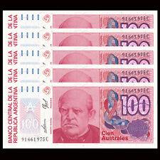 FALKLAND  50  POUNDS   1990 Prefix A  P 16  Uncirculated Banknotes