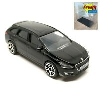 Majorette Peugeot 508 SW Black 1/62 205I no Package Free Display Box