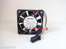 1 Pcs NMB 2406KL-05W-B59 For Fanuc 3 pin Fan 60*60*15mm Fan DC 24V 0.13A