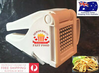 POTATO CHIPPER FRENCH FRIES CHIP CHOPPER VEGETABLE CUTTER SLICER AU STOCK