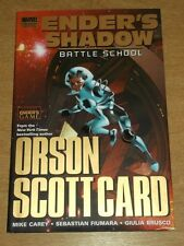 ENDERS SHADOW BATTLE SCHOOL MARVEL ORSON SCOTT CARD HB < 9780785135968