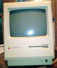 Vintage Apple Macintosh Plus Computer - M0001W