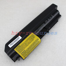 "IBM Lenovo ThinkPad T60 T61 T61p T61u 14.1"" widescreen R61 R400 T400 Batterie"