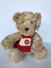 "2011 Helzberg Diamonds Made A Wish I Am Loved Plush Bear Stuffed Animal 12"""