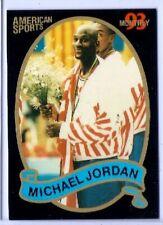 Zoll Ultra Selten Michael Jordan American SPORTS 1993 Gold Traum Team US A. Card