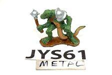 Dungeons And Dragons Lizardmen Warrior Metal - JYS61