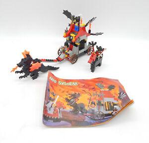 LEGO System Ritter Knights Traitor Transport Kutsche Drachen 6047 / 6099