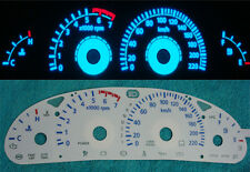 Holden VX VT commodore berlina calais ELglow WHITE dials END OF STOCK SALE