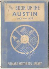 Austin A50 & A55 Cambridge up to 1961 Practical Handbook Published by Pitman