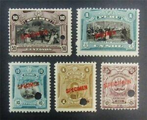 nystamps Peru Stamp Specimen J15y1328