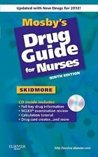 Mosby's Drug Guide for Nurses, with 2012 Update, 9e ( Linda Skidmore-Roth ) Used
