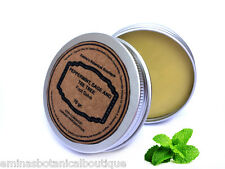 Peppermint & Tea Tree foot salve Repair Balm, Herbal Foot Balm~for cracked heels