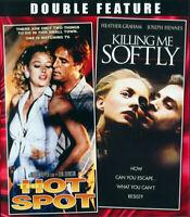 The Hot Spot (1990) / Killing Me Softly BLU-RAY NEW