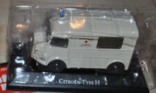 wonderful modelcar CITROEN TYP HY MIESEN AMBULANCE 1965 DRK - white - 1/43