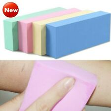 Adult Kids Soft Exfoliating Body Skin Bath Shower Spa Brush Scrubber Sponge Pad&