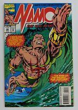 Namor the Sub-Mariner #44 Marvel Comic 1990 Series 1993 Glenn Herdling Thanos