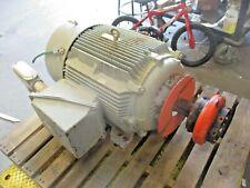 Siemens 75 Hp Motor Fr 405t 460 V 1185 Rpm 5251026j Used
