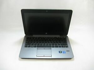 "HP EliteBook 820 G2 12.5"" Laptop 2.30 GHz i5-5300U 4GB RAM (Grade B No Battery)"