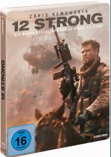 """12 STRONG"" - Kriegsdrama Action - Chris Hemsworth - BLU RAY STEELBOOK - neu/OVP"