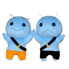 11'' FAIRY TAIL Gemini Doll Gemi Mini Spirit Plush Toys Cosplay Xmas Gift 2PCS