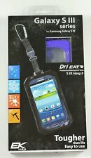 CAT DRI 11063P-C31 Samsung Galaxy S3/III/S4 Hang iT Waterproof Case,Purple