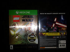 LEGO Star Wars The Force Awakens Deluxe Edition Microsoft Xbox One 2016 2k16 New