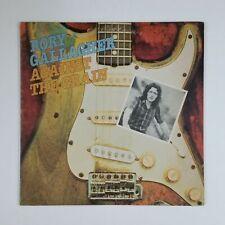 RORY GALLAGHER Against The Grain CHR1098 LP Vinyl VG+ near ++