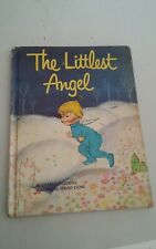 Vintage The Littlest Angel By Charles Tazewell, Hc, 1946,1962