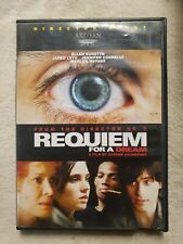 Requiem for a Dream (Director's Cut), Excellent Dvd, Joanne Gordon, Suzanne Shep