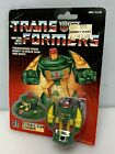VINTAGE Hasbro G1 The TRANSFORMERS Autobot Cosmos 1985 NEW SEALED For Sale