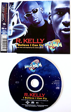 R. KELLY - I Believe I Can Fly (CD Single) (VG-/EX)