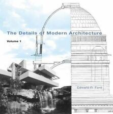 The Details of Modern Architecture: Volume 1 (Details of Modern Architecture)