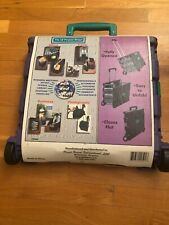 Foldable AllPurpose Helper Cart Trolley Portable Pack&Roll Folding, New, Sealed.