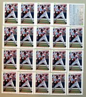 1992 Classic T78 - Nolan Ryan - Texas Rangers HOF - 20ct Card Lot