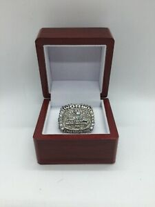 2013 Seattle Seahawks Russell Wilson Super Bowl Championship Ring Set with Box