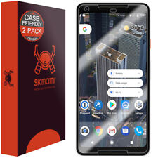 Skinomi TechSkin - Ultra Clear Film Screen Protector for Google Pixel 2 XL