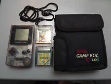 Gameboy Colour, Bag & 2 games