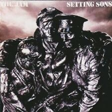 "THE JAM ""SETTING SONS"" CD NEU"