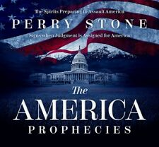 """PERRY STONE-""""The American Prophecies""""-2 CD's-Just released"""